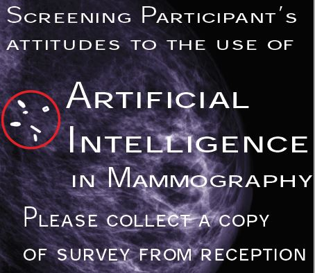 iCAIRD Survey: Attitudes to AI Use in Breast Screening